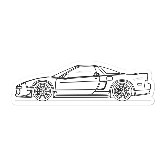 Acura NSX I Sticker