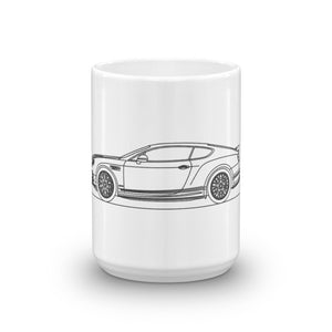 Bentley Continental Supersports Mug