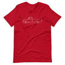 Load image into Gallery viewer, Chevrolet C/K 3rd Gen T-shirt Red - Artlines Design