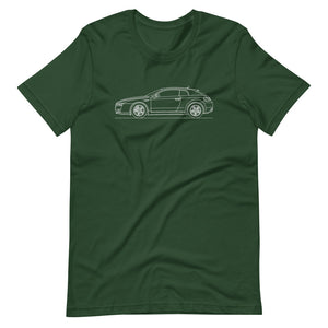 Alfa Romeo Brera Forest T-shirt - Artlines Design
