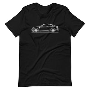 BMW F87 M2 T-shirt Black - Artlines Design