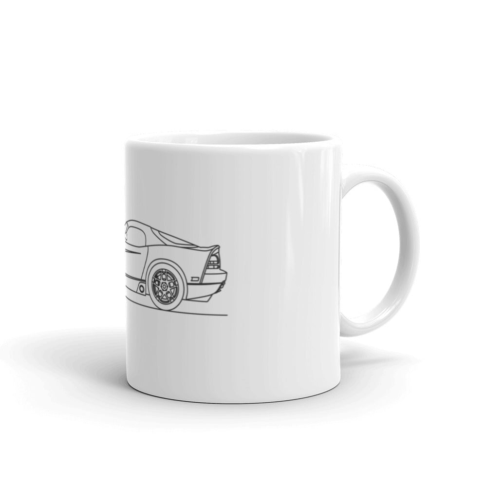 Dodge Viper 2nd Gen Mug