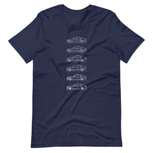 Mercedes-Benz C-Class AMG Evolution T-shirt
