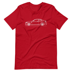 BMW F87 M2 T-shirt Red - Artlines Design