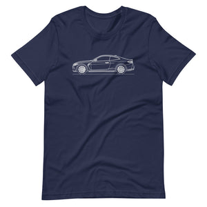 BMW G82 M4 T-shirt Navy - Artlines Design