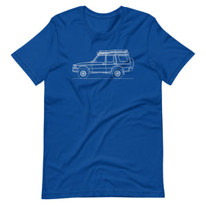 Land Rover Discovery II T-shirt