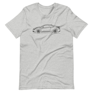 Cadillac ELR T-shirt White - Artlines Design