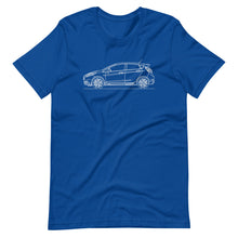 Load image into Gallery viewer, Ford Fiesta ST 6th Gen 4-door T-shirt