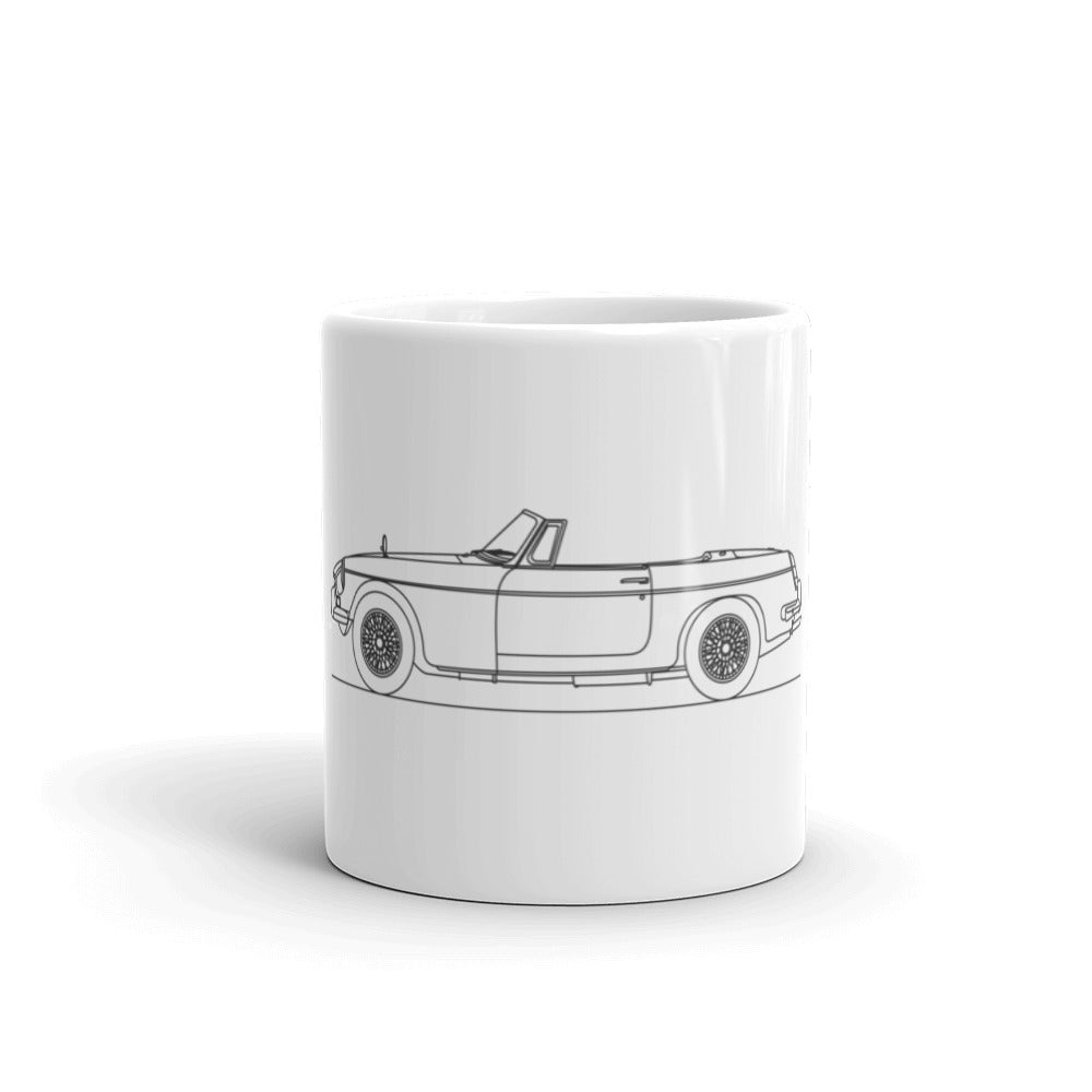 MG MGB Roadster Mug