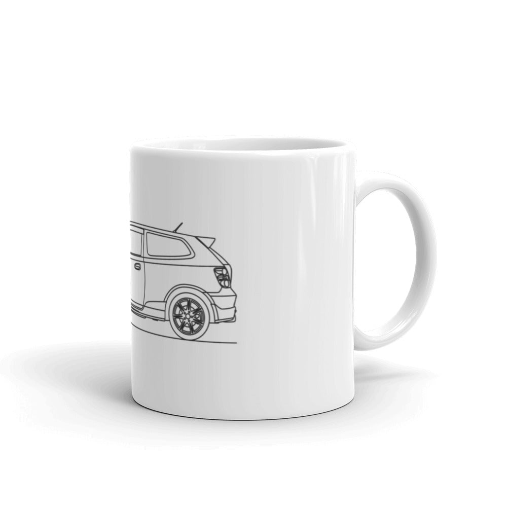 Honda Civic EP3 Type R Mug