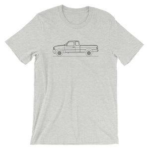 Ford Ranger III T-shirt - Artlines Design