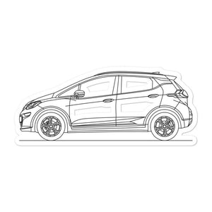 Chevrolet Bolt Sticker
