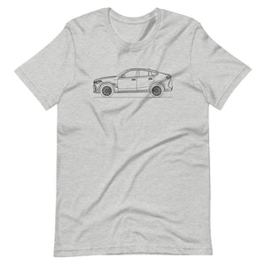 BMW F96 X6 M Competition T-shirt