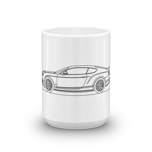 Bentley Continental GT3-R Mug