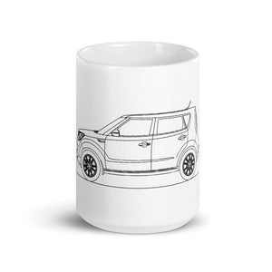 Kia Soul Turbo 2nd Gen Mug