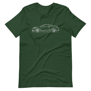Mitsubishi Eclipse GT 4G T-shirt - Artlines Design