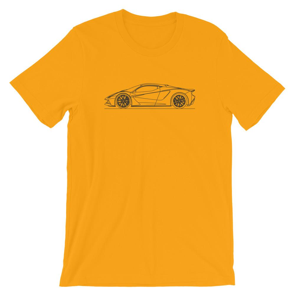 Lotus Evija T-shirt - Artlines Design