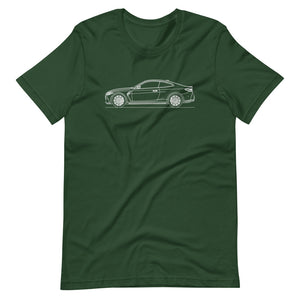 BMW G82 M4 T-shirt Forest - Artlines Design