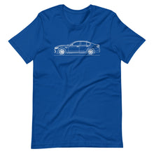 Load image into Gallery viewer, BMW F90 M5 T-shirt True Royal - Artlines Design