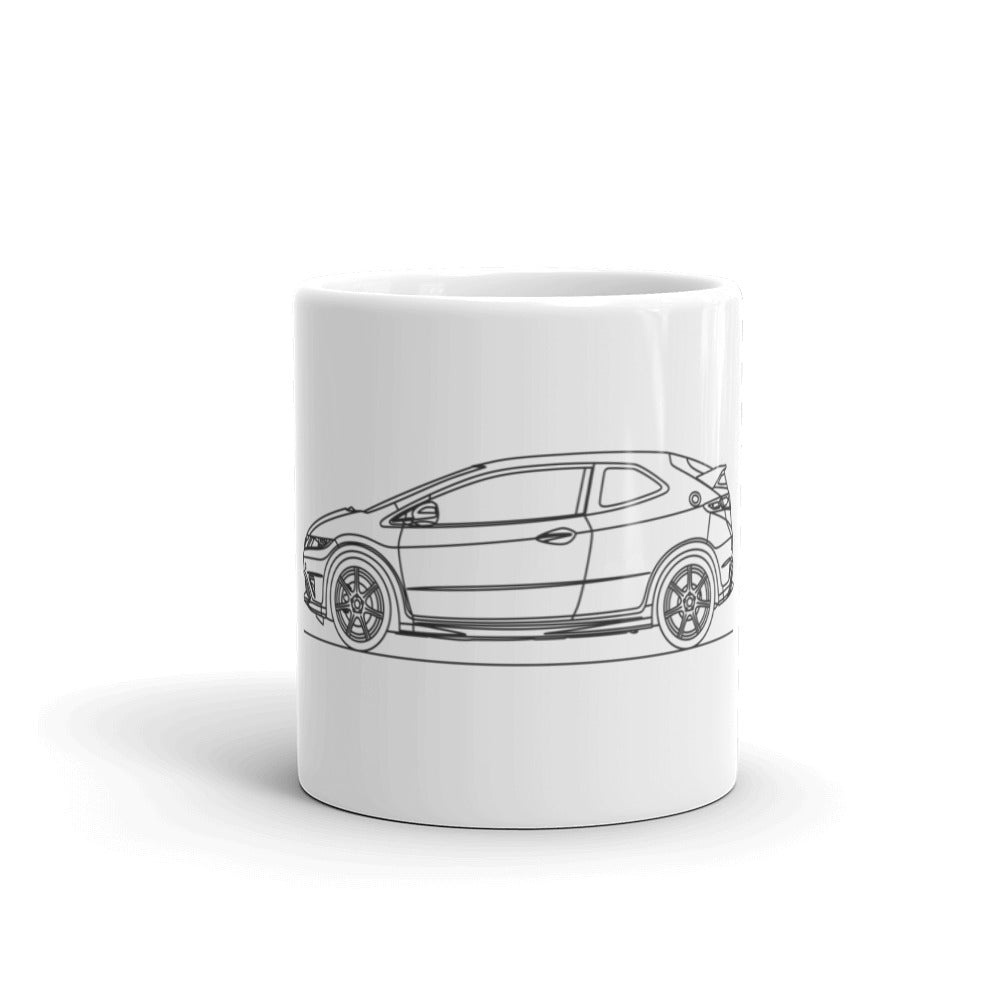 Honda Civic FN2 Type R Mug