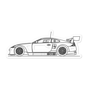 Jaguar Emil Frey GT3 Sticker