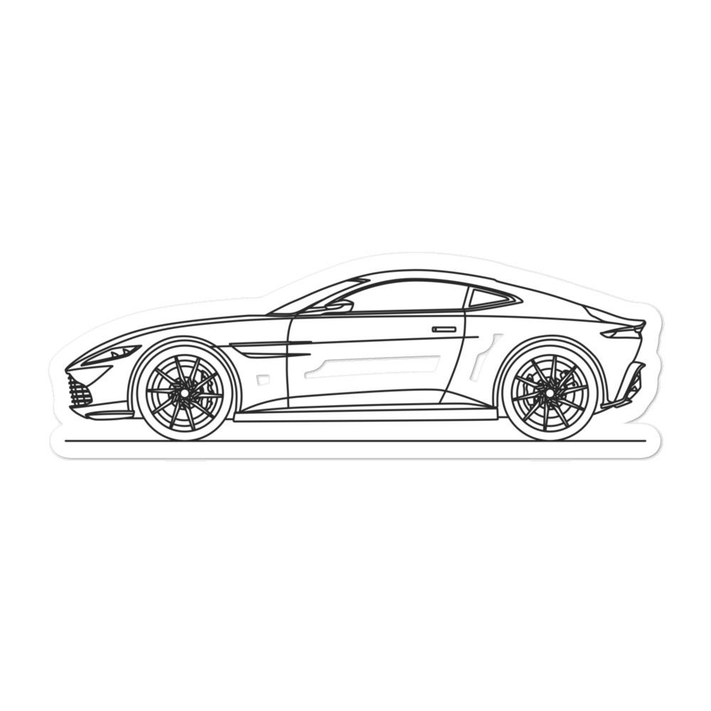 Aston Martin DB10 Sticker - Artlines Design