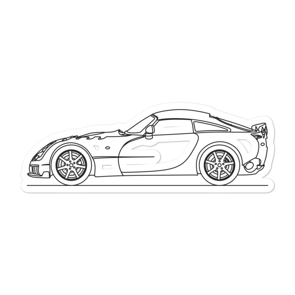 TVR Tuscan Sticker