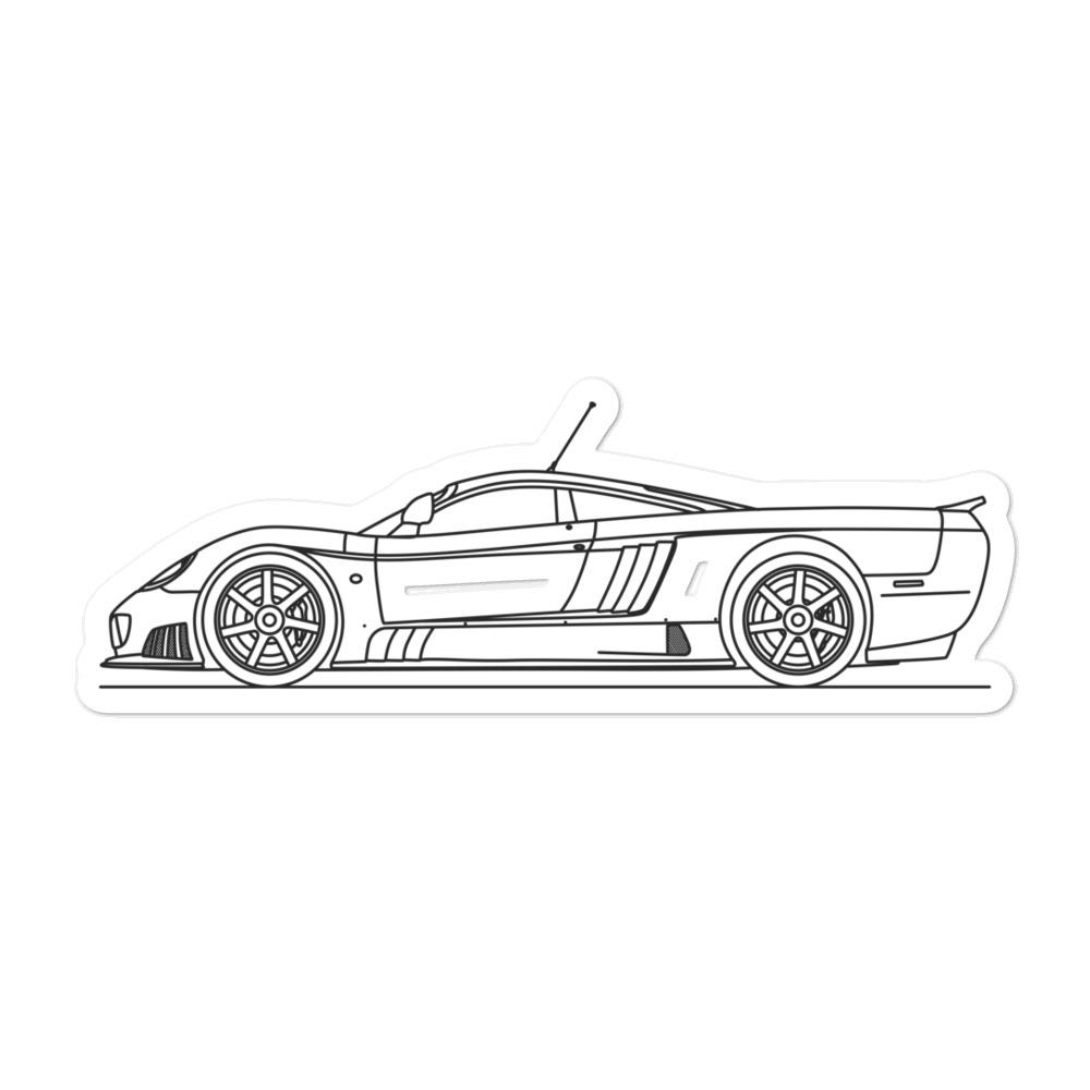 Saleen S7 Sticker