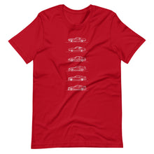 Load image into Gallery viewer, Ford Mustang Evolution T-shirt