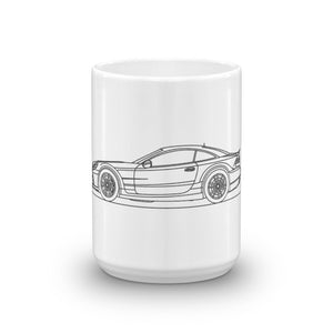 Mercedes-Benz SL 65 AMG Black Series R231 Mug