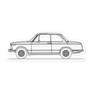 BMW 2002 Sticker