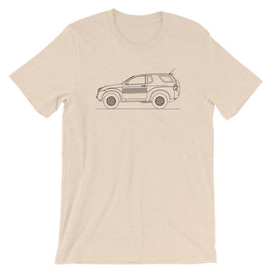 Isuzu VehiCROSS T-shirt