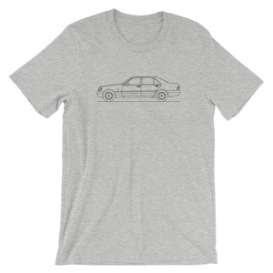 Mercedes-Benz S 600 W140 T-shirt