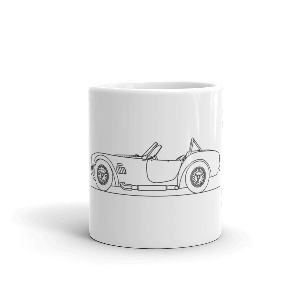 Shelby AC Cobra 427 Mug