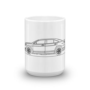 Ford Taurus SHO 6th Gen Mug