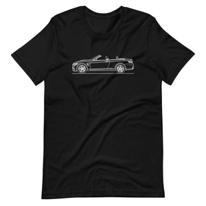 BMW F83 M4 T-shirt Black - Artlines Design
