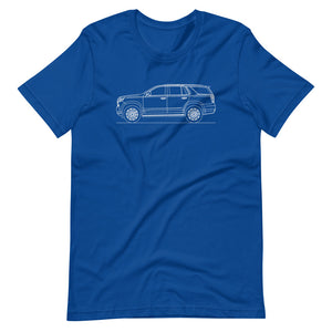 Chevrolet Tahoe GMT1UC T-shirt