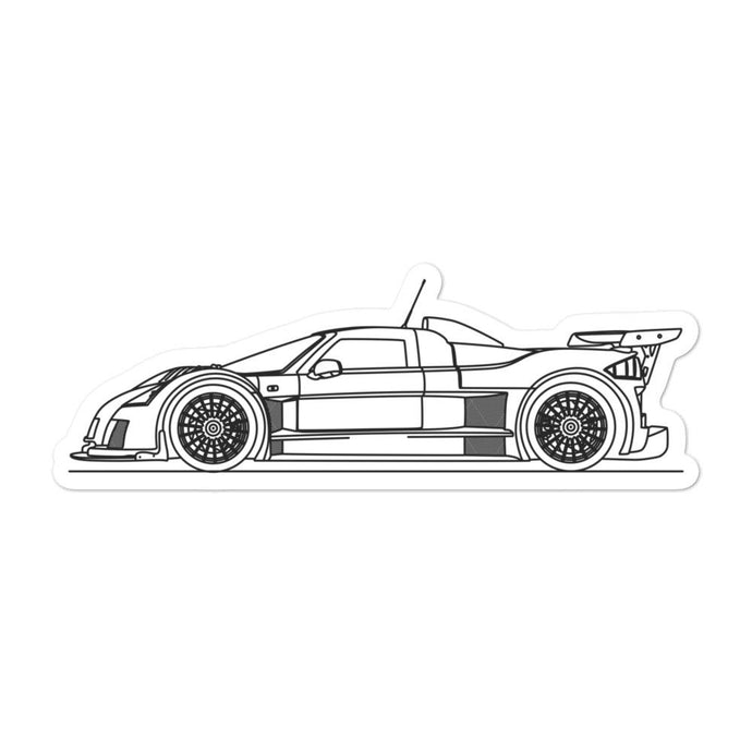 Gumpert Apollo Sticker - Artlines Design