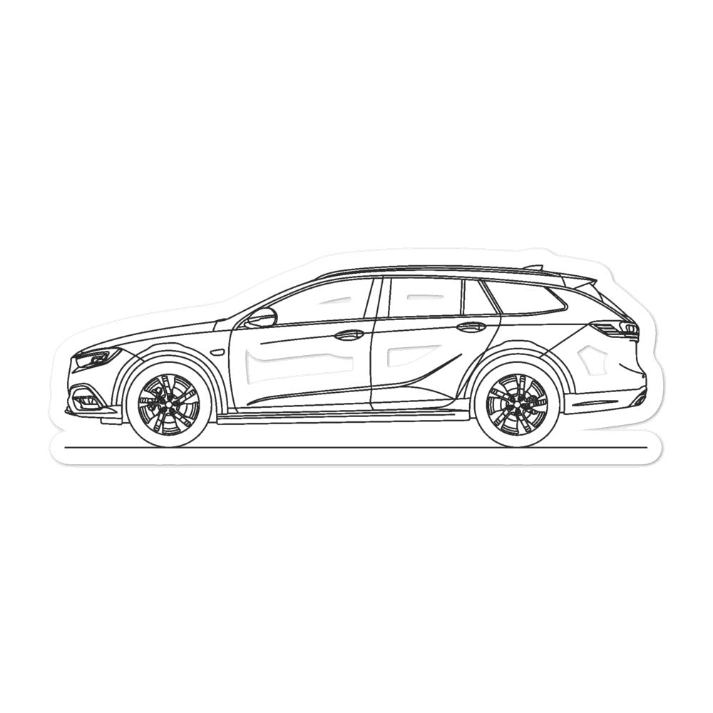 Buick Regal TourX 6th Gen Sticker