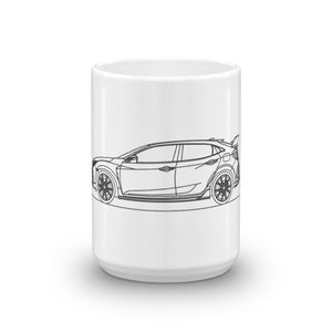 Honda Civic FK8 Type R Mug