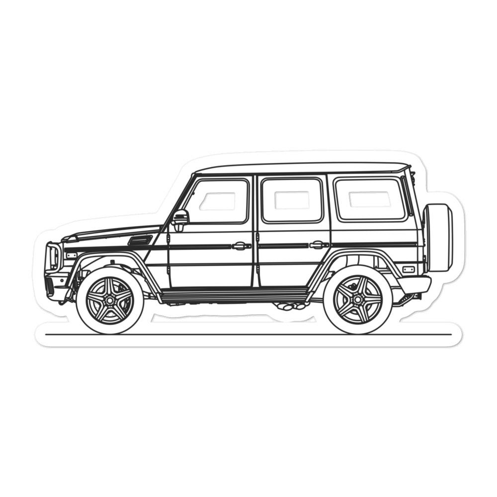 Mercedes-Benz G 63 AMG Sticker