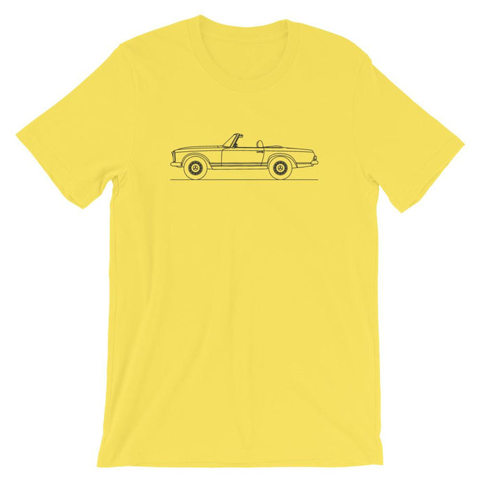 Mercedes-Benz W113 280 SL T-shirt
