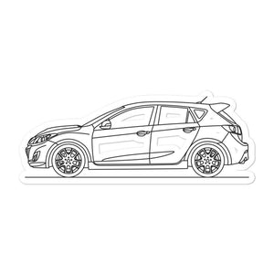 Mazdaspeed 3 - Artlines Design