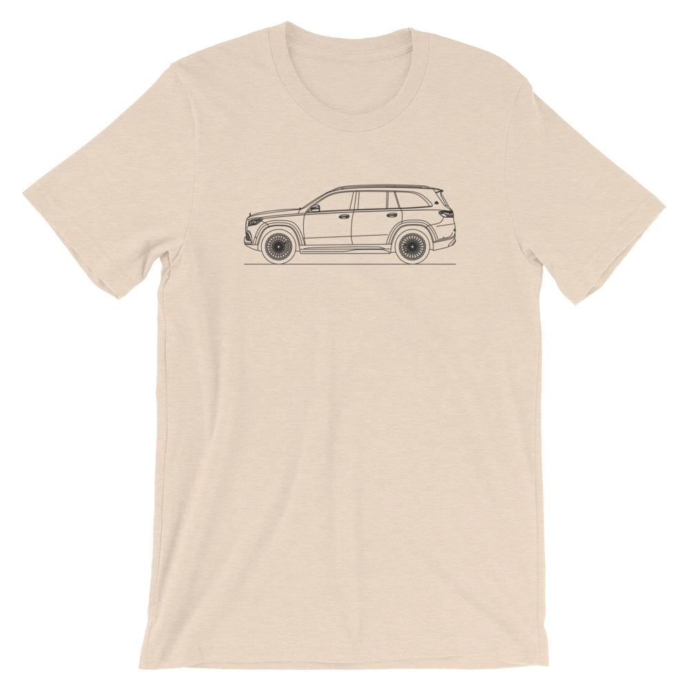 Mercedes-Maybach X167 GLS T-shirt
