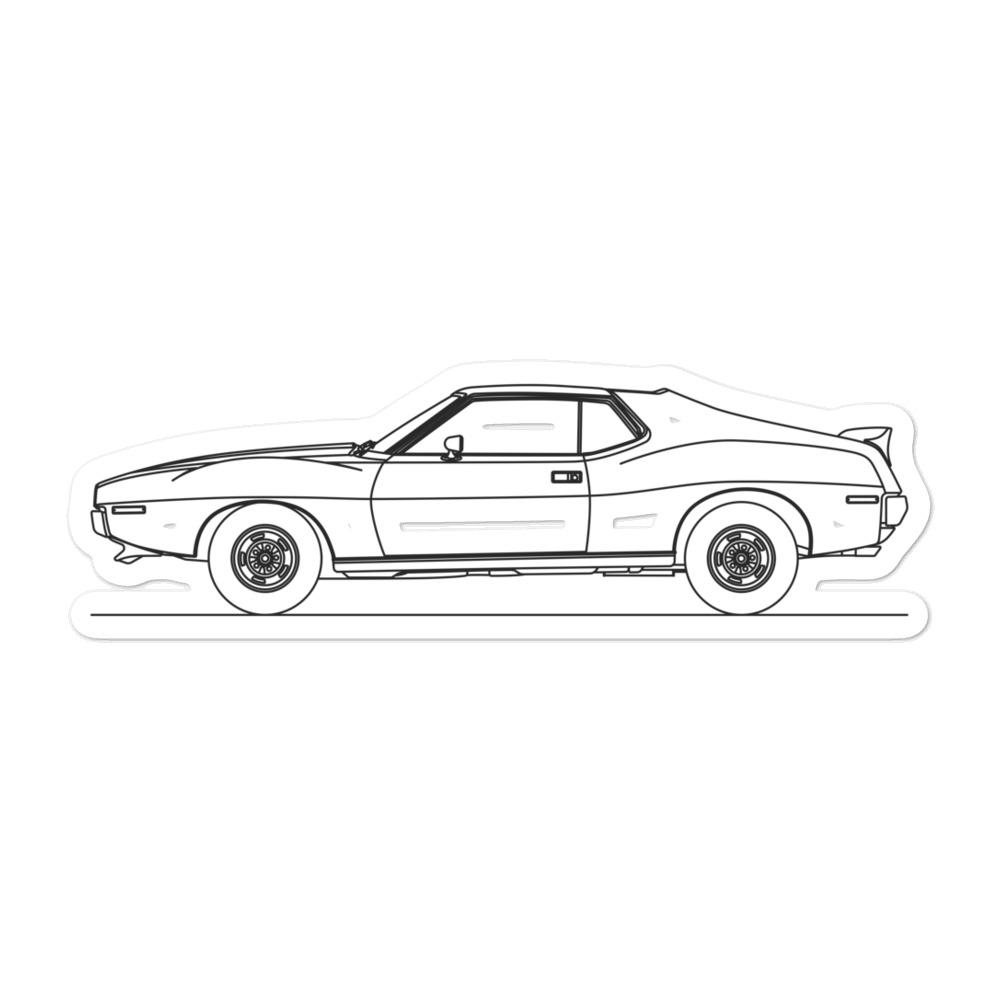 AMC Javelin II Sticker