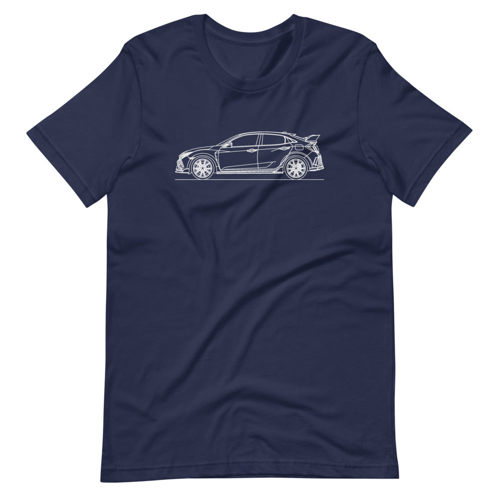 Honda Civic Type R FK8 T-shirt