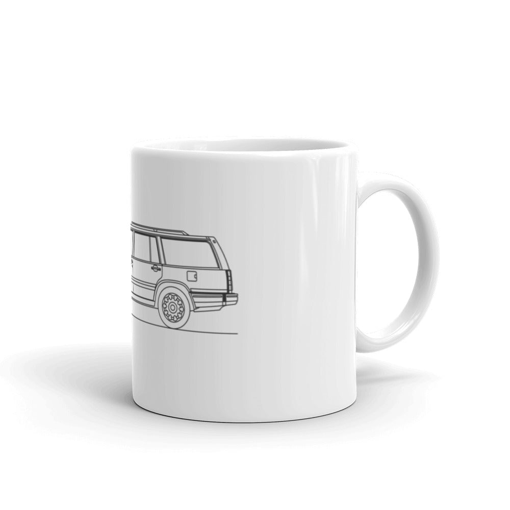 Volvo 940 Estate Mug
