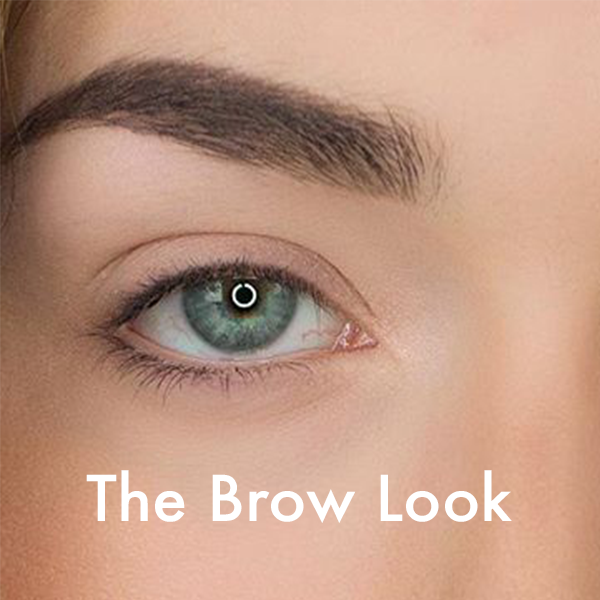 The Brow Look