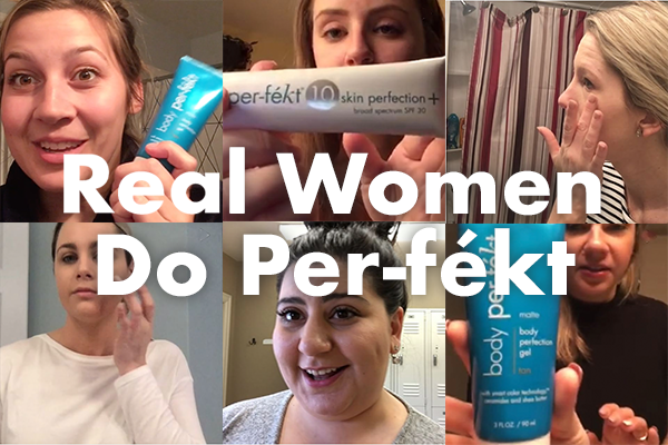 Real Women Do Per-fékt