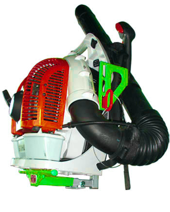 BA031-Classic Series Backpack Blower Rack - TrailerRacks.com